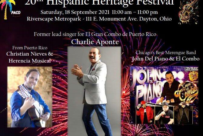 20th Dayton Hispanic Heritage Festival